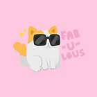 Fab-u-lous Kitty by Claire Stamper