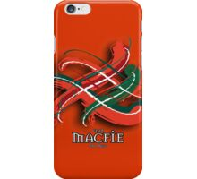 MacFie Tartan Twist iPhone Case/Skin