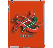 MacFie Tartan Twist iPad Case/Skin
