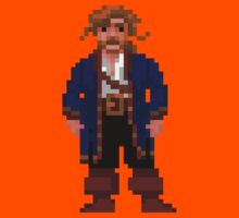 Guybrush Threepwood by javigarma