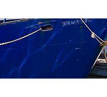 Boat's eye Photographic Print