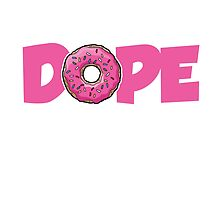 Dope Donut  by owned