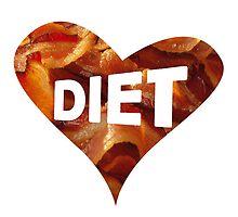 Bacon diet  by maxcombine
