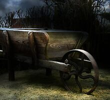 Wheelbarrow by David Robinson