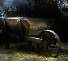 Wheelbarrow by David Robinson