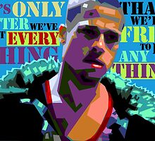Tyler Durden 2: It's Only After We've Lost Everything... by Douglas Simonson