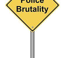 Police Brutality by Henrik Lehnerer