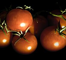 Tomatoes by frccle