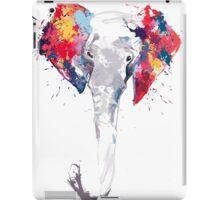 Elephant Art iPad Case/Skin