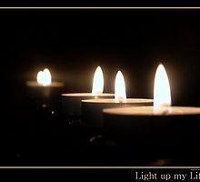 Light up my life by Rowan  Lewgalon