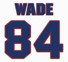 National football player Bobby Wade jersey 84 by imsport