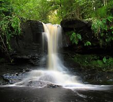Townhead Falls by KarenMcWhirter