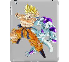 Goku vs. Frieza iPad Case/Skin