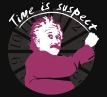 Einstein - Time Is Suspect by QueenHare
