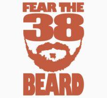 Fear The Beard Kids Clothes