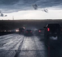 Dark Rain by Greg Birkett
