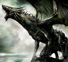 Dragon by MrNuTruT