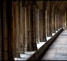 Where Thomas Becket took a walk by Rowan  Lewgalon