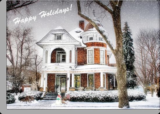 Victorian Christmas by Nadya Johnson