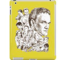 THE TARANTINOS iPad Case/Skin