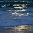 Oceans Blurred by Deborah V Townsend