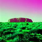 Uluru Dreaming by retsilla