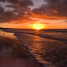 ocean grove sunrise by caroline ellis