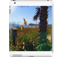 Everything The Beach Has To Offer iPad Case/Skin
