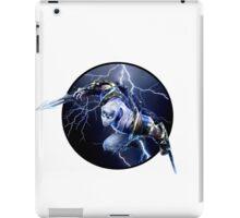 Zed - The master of shadows iPad Case/Skin