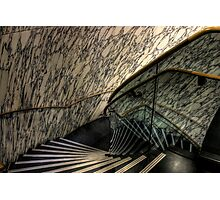 The Marble Staircase Photographic Print