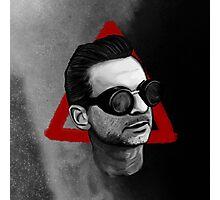 Depeche Mode : Goggles Dave Gahan & 2013's Delta  Photographic Print