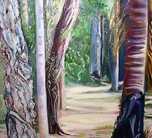 The enchanted Forest series 2 by gunnelau