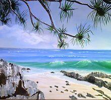 Noosa Seaside by gunnelau