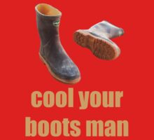 cool your boots by benjy