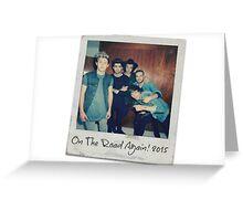 OTRA Polaroid  Greeting Card