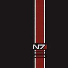 N7 Stripe by BaDizza