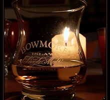 Bowmore Islay Single Malt by Rowan  Lewgalon