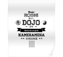 Master Roshi Dojo v2 Poster