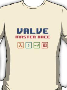 VALVE master race T-Shirt