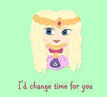 Zelda Valentine: Princess of Time by Alice Edwards