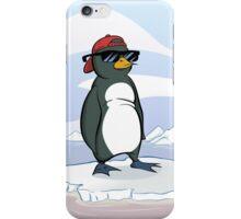 Cool Penguin iPhone Case/Skin