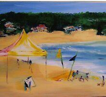 Mrs O's beach by nagela