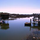 Inlet Docks by Roger Sampson