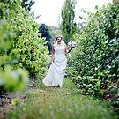 A Yarra Valley wedding.  by Hien Nguyen