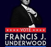 House of Cards -  Vote Frank Underwood  by VictorVelocity