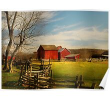 Bought The Farm Poster
