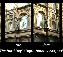 Hard Day's Night Hotel - Liverpool by PhotogeniquE IPA