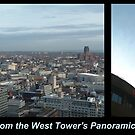 Liverpool's West Tower and Panoramic Restaurant by PhotogeniquE IPA