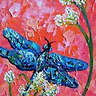 Impressionist Butterfly by EloiseArt