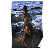 beach boys Ghana Poster